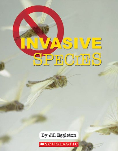 Connectors: Invasive Species x 6