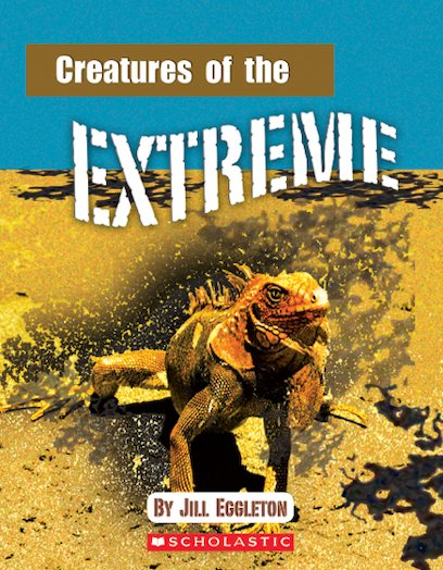 Connectors: Creatures of the Extreme x 6