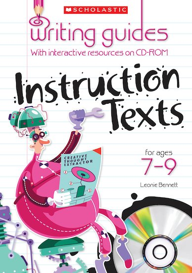 Instruction Texts for Ages 7-9 (Teacher Resource)