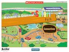Grammar safari park – connectives interactive