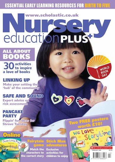 Nursery Education PLUS February 2009