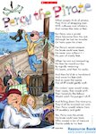 'Percy the Pirate' poem (1 page)