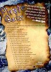 Pirate Quiz (3 pages)