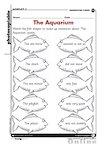 The Aquarium (1 page)