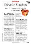 Gingerbread House: KS2 activities (1 page)