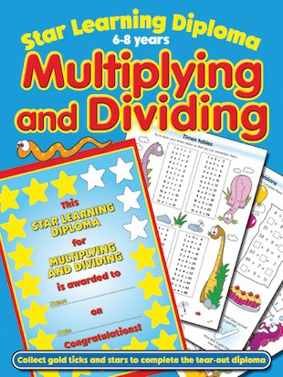 Star Learner: Multiplying and Dividing