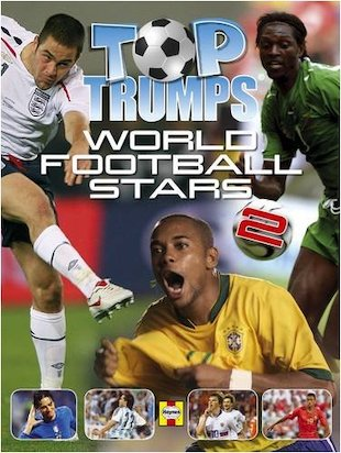 Top Trumps: World Football Stars 2