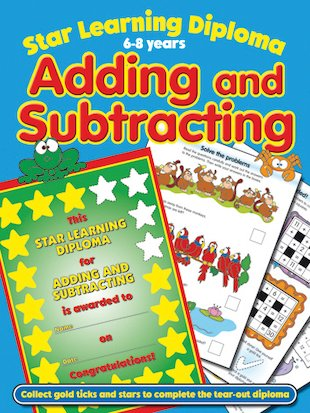 Star Learner: Adding and Subtracting