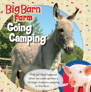 Big Barn Farm: Going Camping