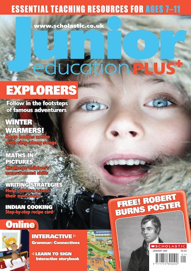 Junior Education PLUS January 2009