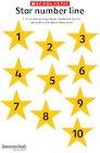 Star number line