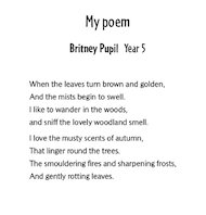 A chapter in 'Poem' format