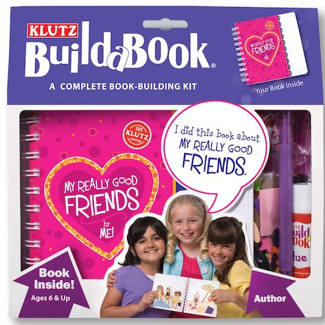 Build-a-Book - My Really Good Friends