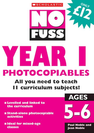 No Fuss: Year Photocopiables Complete Set