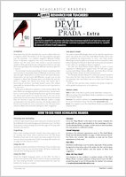 The Devil Wears Prada: Resource Sheets & Answers - Mary Glasgow ...