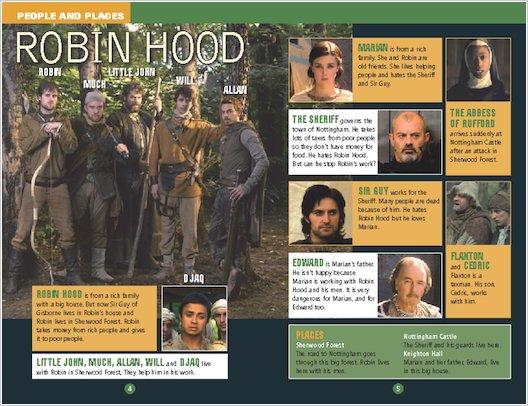 Robin Hood: The Taxman sample chapter