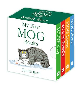 My First Mog Books Little Library
