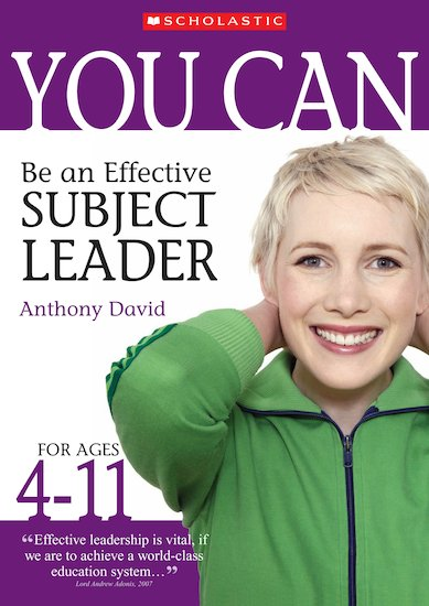 Be an Effective Subject Leader (Ages 4-11)