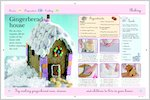 Gingerbread house recipe (1 page)