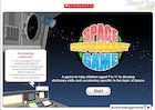 Space Dictionary – interactive whiteboard game