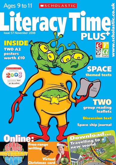 Literacy Time PLUS Ages 9 to 11 November 2008