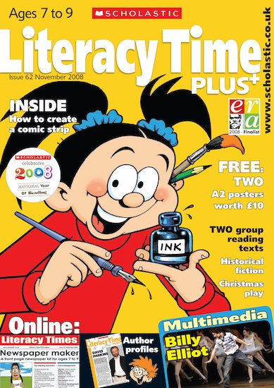 Literacy Time PLUS Ages 7 to 9 November 2008