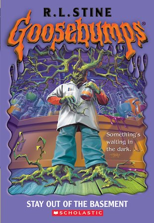 Goosebumps Terror Twelve