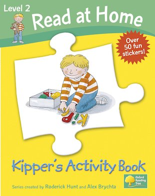 Kipper's Sticker Activity Pack