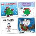 Mr Men Christmas Pack