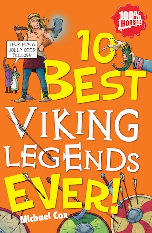 10 Best Viking Legends Ever!