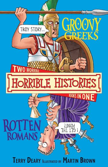 Groovy Greeks and Rotten Romans (Classic Edition)
