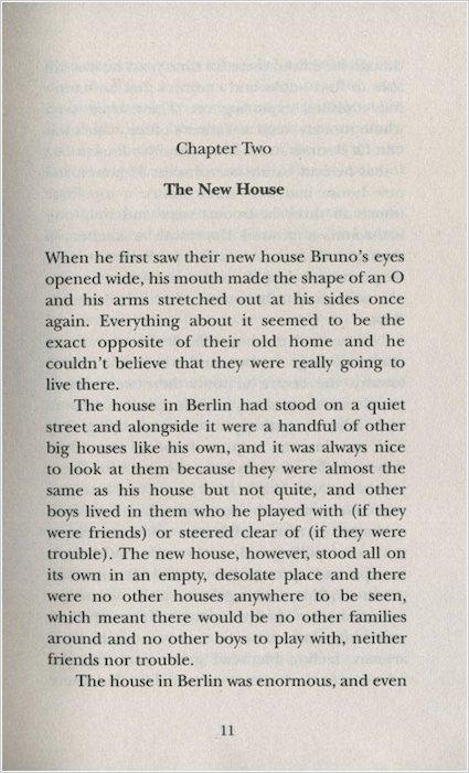 The Boy in the Striped Pyjamas - Scholastic Shop