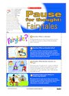 Discussion starters – fairy tales