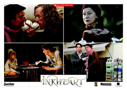 Inkheart - posters