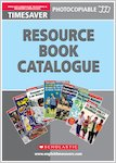 Resource Book catalogue (19 pages)