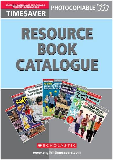 Resource Book catalogue