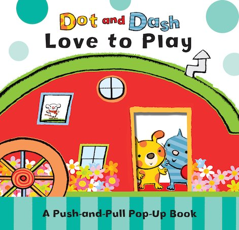 Dot and Dash Love to Play