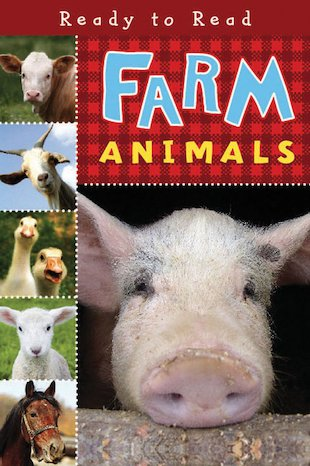 Ready to Read: Farm Animals