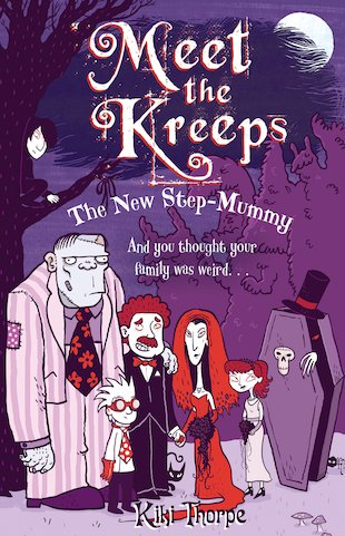 Meet the Kreeps: The New Step-Mummy