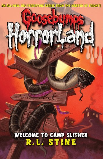HorrorLand: Welcome to Camp Slither