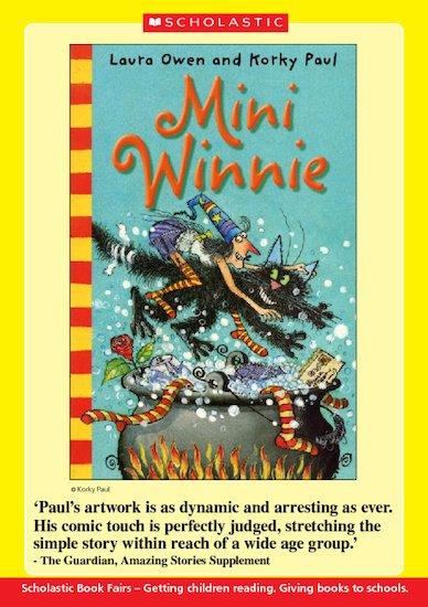 Book Talk Note: Mini Winnie