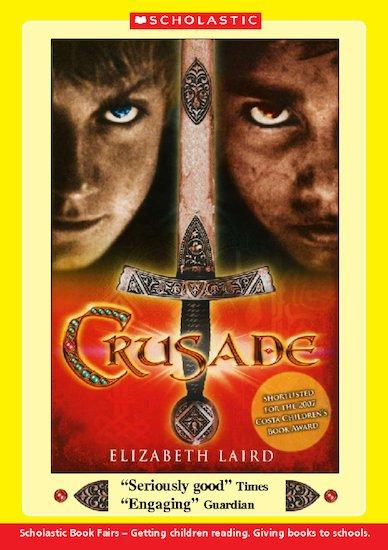 Book Talk Note: Crusade
