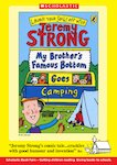 Book Talk Note: My Brother's Famous Bottom Goes Camping (2 pages)