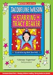 Book Talk Note: Starring Tracy Beaker (2 pages)