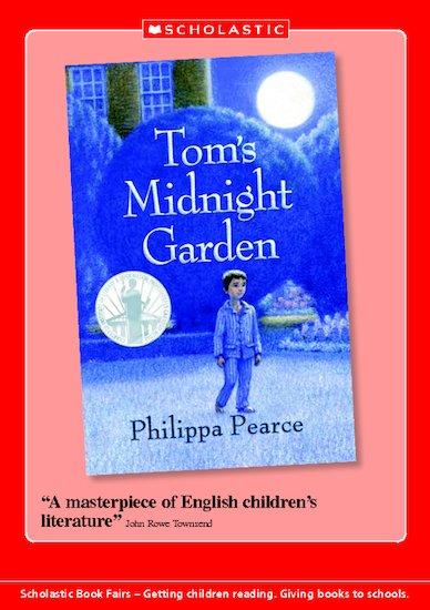 Book Talk Note: Tom's Midnight Garden