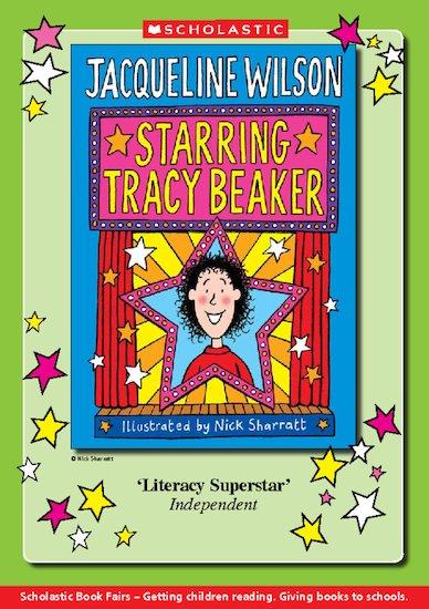 Book Talk Note: Starring Tracy Beaker