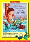 Book Talk Note: Harry and the Dinosaurs make a Splash (2 pages)