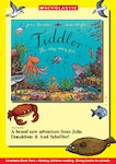 Book Talk Note: Tiddler (2 pages)