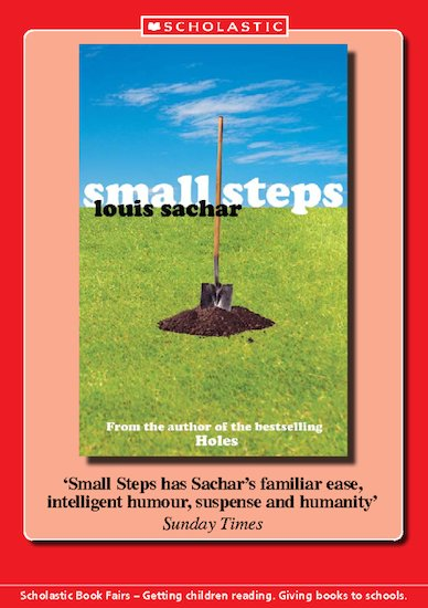 Book Talk Note: Small Steps