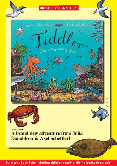 Book Talk Note: Tiddler